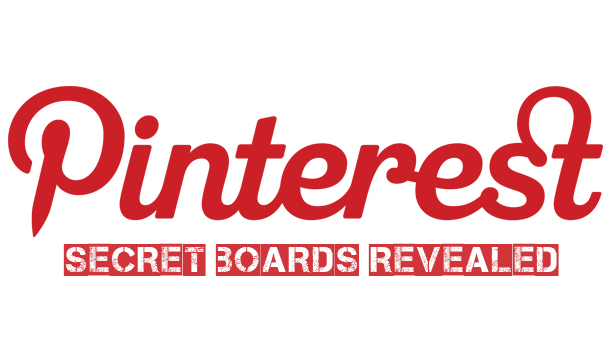 Pinterest – Secret Boards