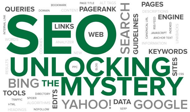 SEO: Unlocking the Mystery